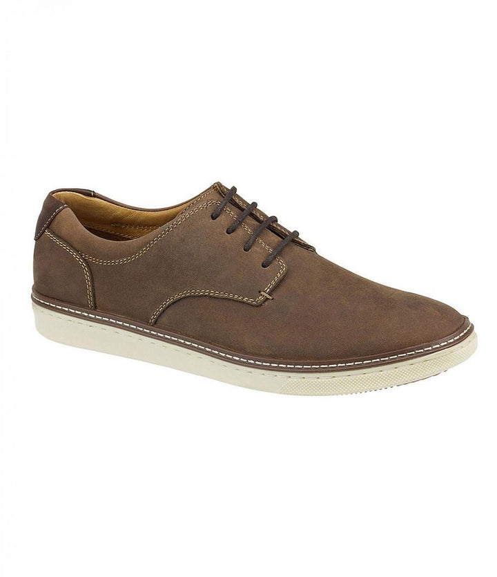Men's Johnston & Murphy Mcguffey/Tan Shoe - Omars Shoes