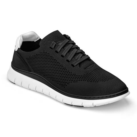 Women's Vionic Joey/Black Sneaker - Omars Shoes