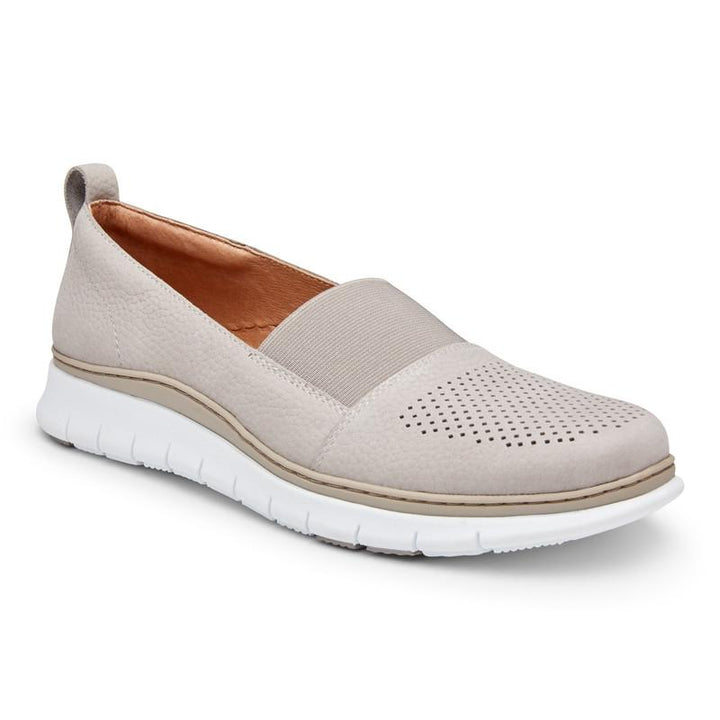 Women's Vionic Roxan/Grey Slip On - Omars Shoes