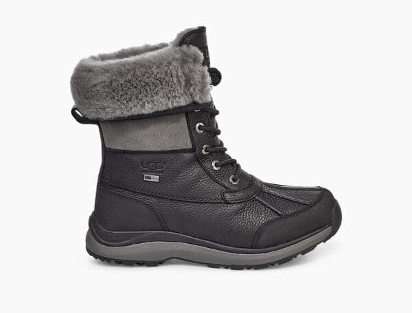Women's Ugg Adirondack III/Black Winter Boot