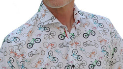 Men's 7 Downie St 3549/Bicycle Short Sleeve Shirt