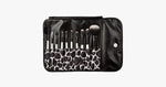 10 Piece Beauty Eye shadow Brush Kit