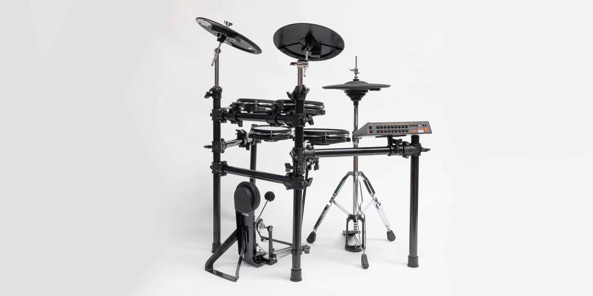 2box Speedlight Electronic Drum Kit featuring the DrumIt Three module
