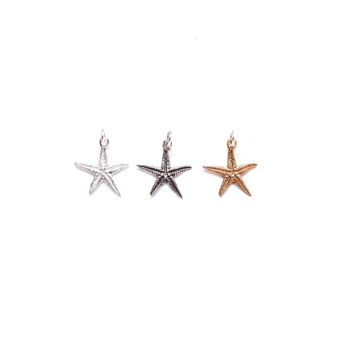 Mini Starfish Pendant