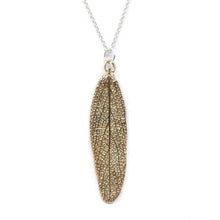 Load image into Gallery viewer, Sage Leaf Pendant | Large