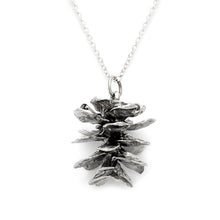 Load image into Gallery viewer, Larch Cone Pendant