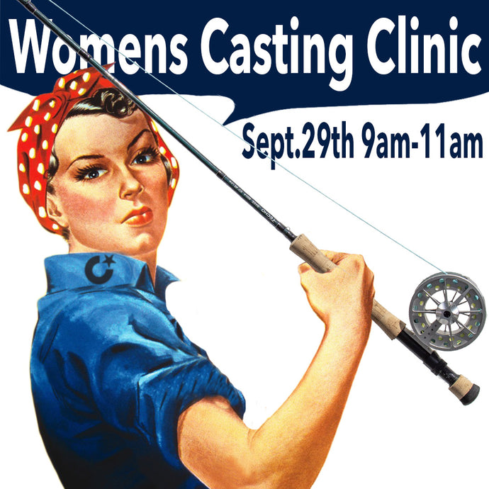 Free Womens Casting Clinic!