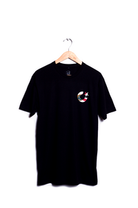 Combo Seal Cotton Tee