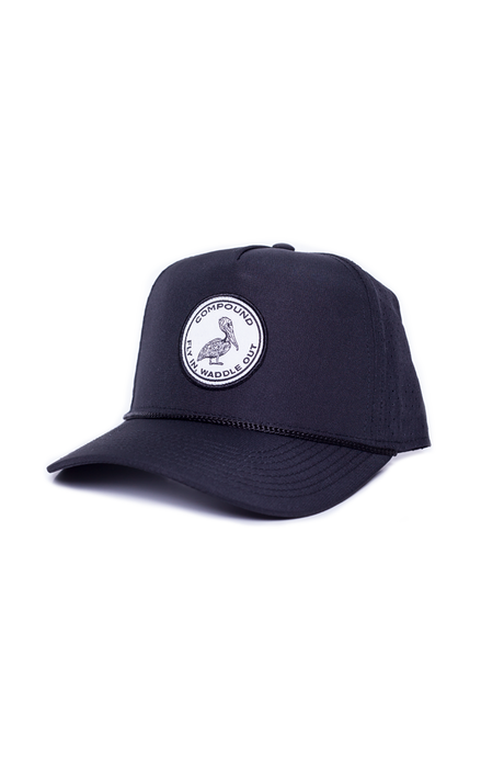 Waddle Out Captains Snapback
