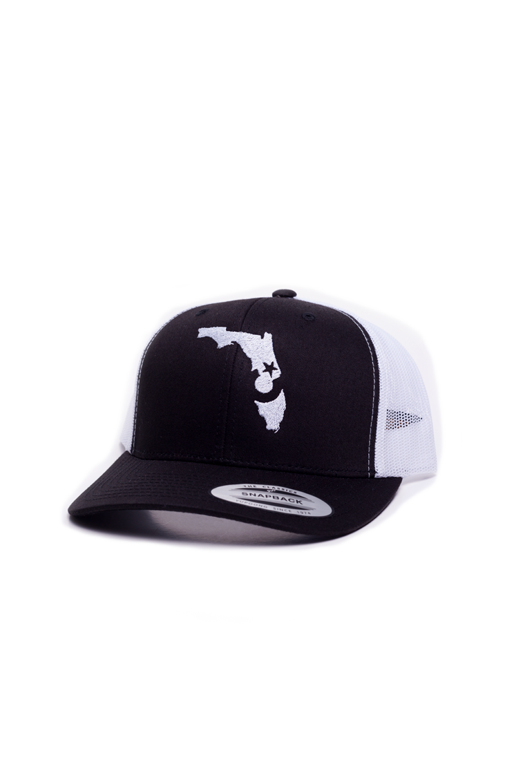 State Trucker Snap-back