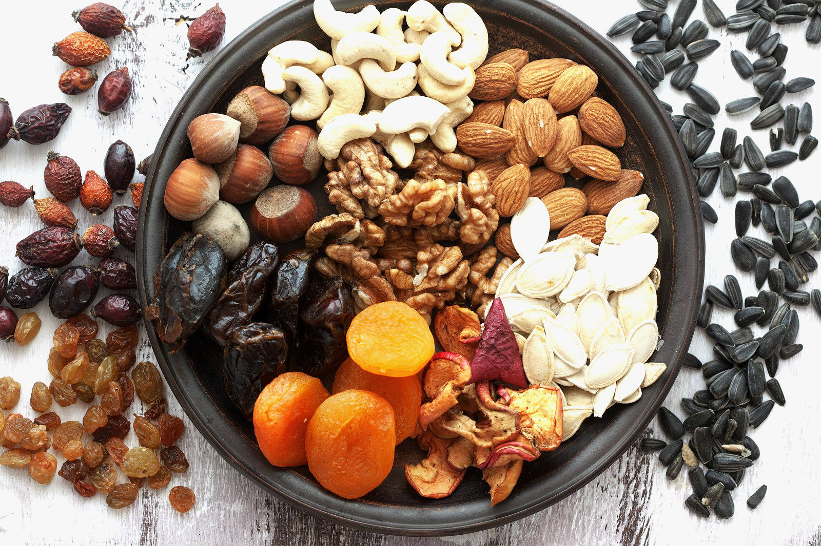 Dried Fruits and Nuts: Are they good for your health?