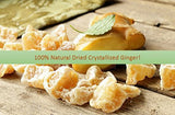 Organic Dried Crystallized Ginger