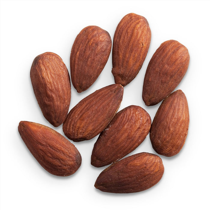 Roasted and Unsalted Almonds