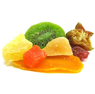 Tropical Dried Fruit Mix