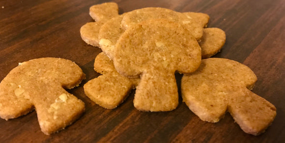 MUSHROOM shaped Dog Treats!