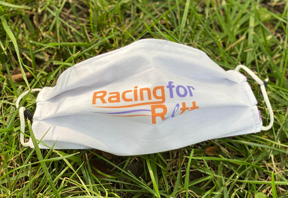 Rett Syndrome FUNDRAISER! Racing For Rett Face Masks