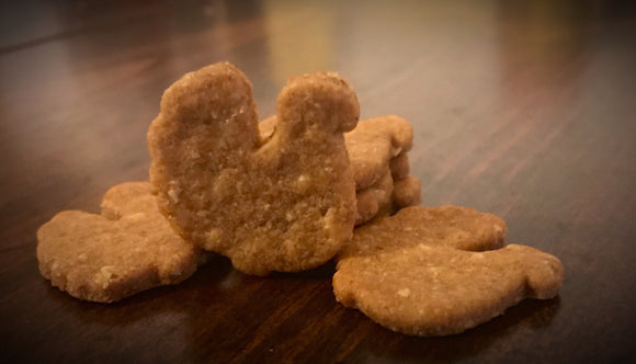 Turkey Shaped Dog Treats!