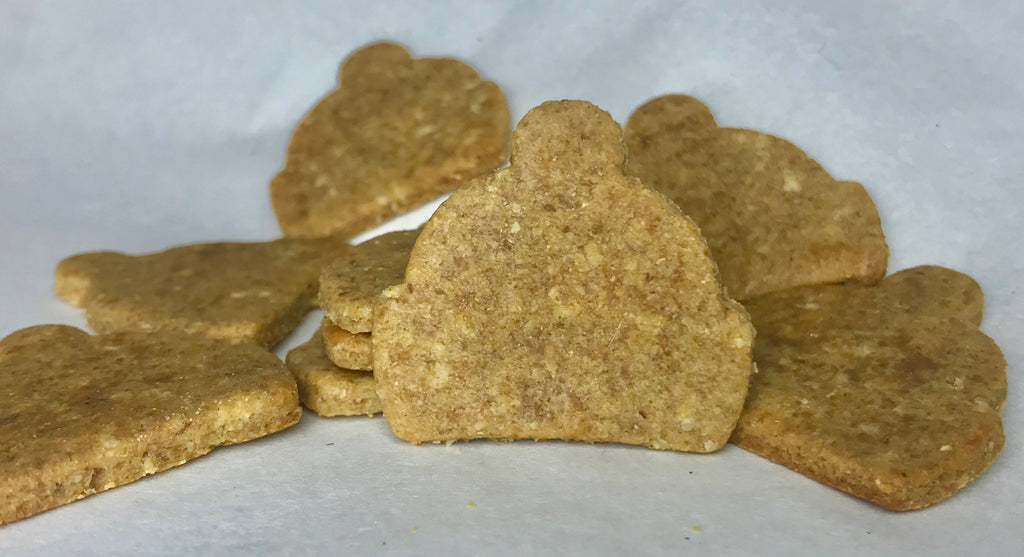 STOCKING CAP Shaped Dog Treats!