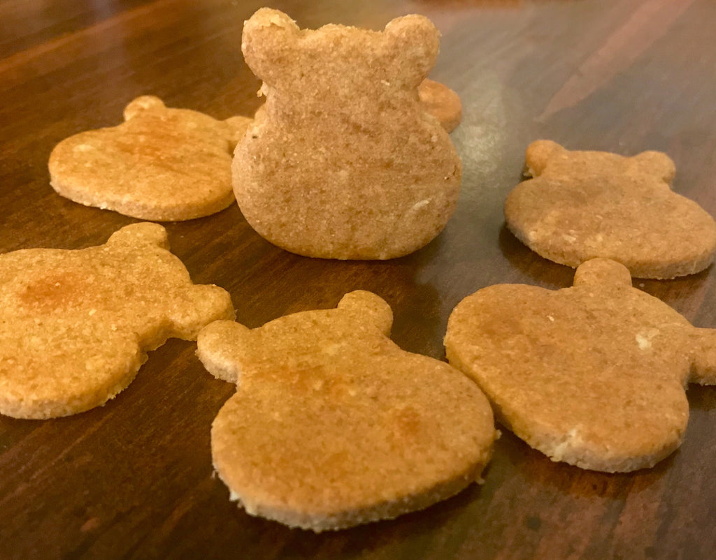 Hippo Shaped Dog Treats!