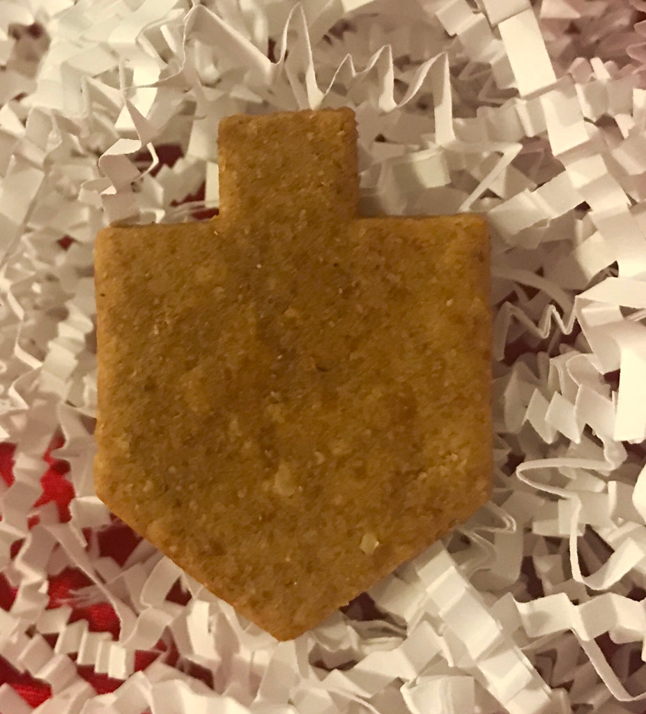 Dreidel Shaped Dog Treats!