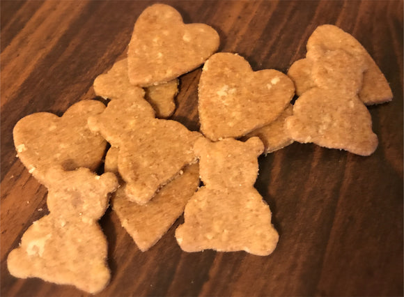 Teddy Bear & Heart Dog Treat Gift BUNDLE! LIMITED TIME & AVAILABILITY!