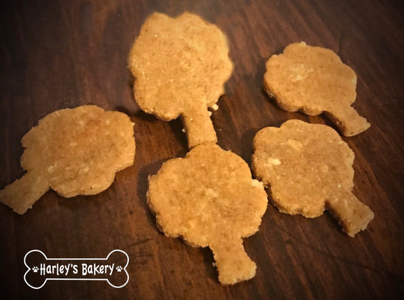 TREE Shaped Dog Treats!