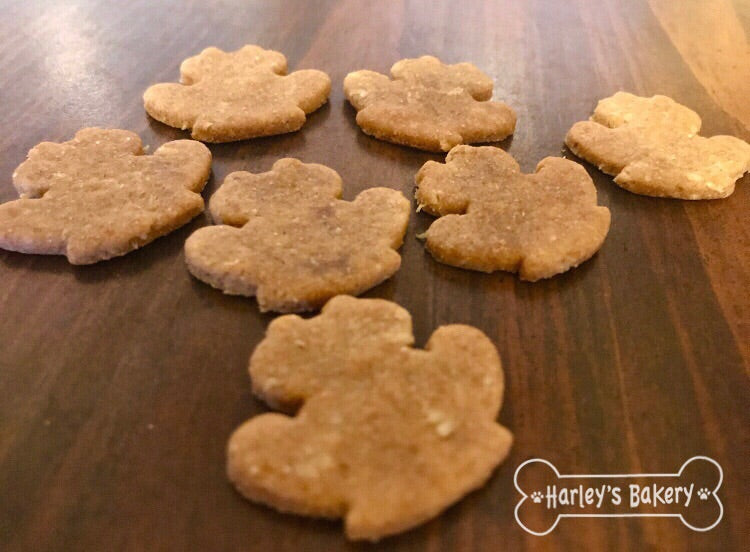 Froggie Shaped Dog Treats!