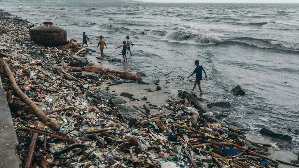 And the Top 5 Plastic Polluters are…