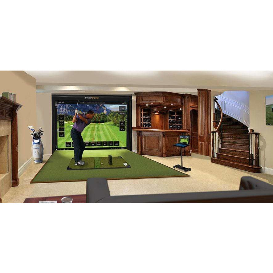 Ernest Sports Perfect Vision Launch Monitor Indoor Golf Simulator ES2020