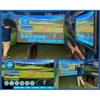 Image of Ernest Sports ES15 Range Launch Monitor Indoor Golf Simulator 10187A