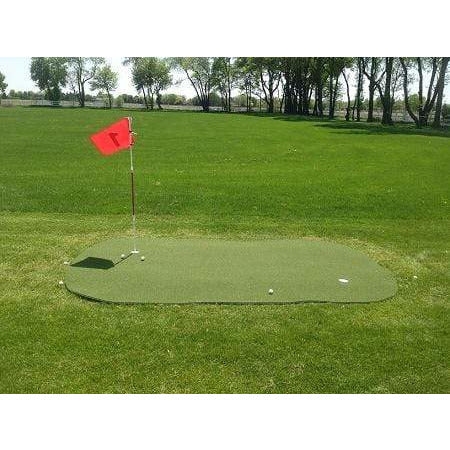Big Moss 6x12 Target Outdoor Putting Green & Chipping Mat 2023OTG
