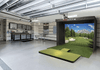 Image of TruGolf Vista 12 PRO Golf Simulator w/ E6 Connect