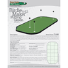 Image of Tour Links 6' x 12' Birdie Maker Putting Green PG-18PM-1