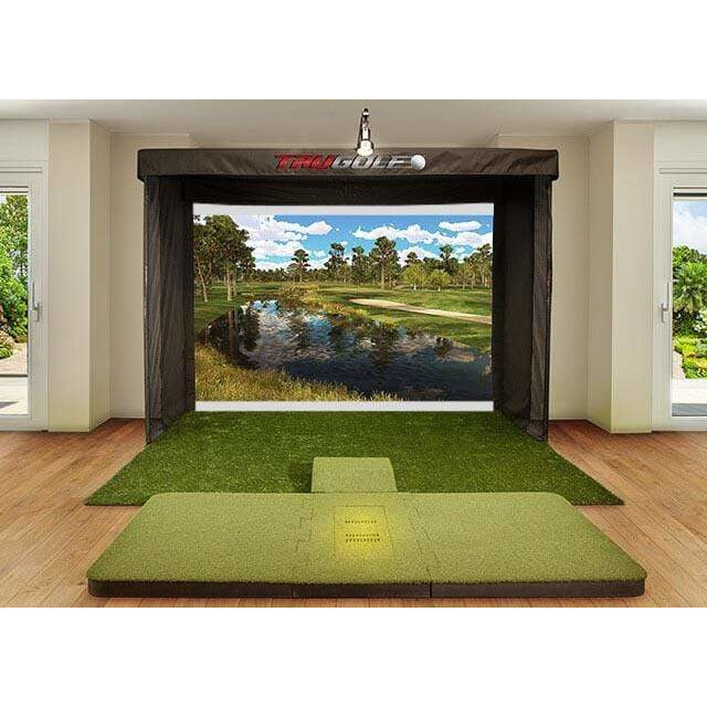 Golf Simulator For Sale >> Trugolf Vista 12 Base Unit With E6 Connect Portable Indoor Golf Simulator 10 7275