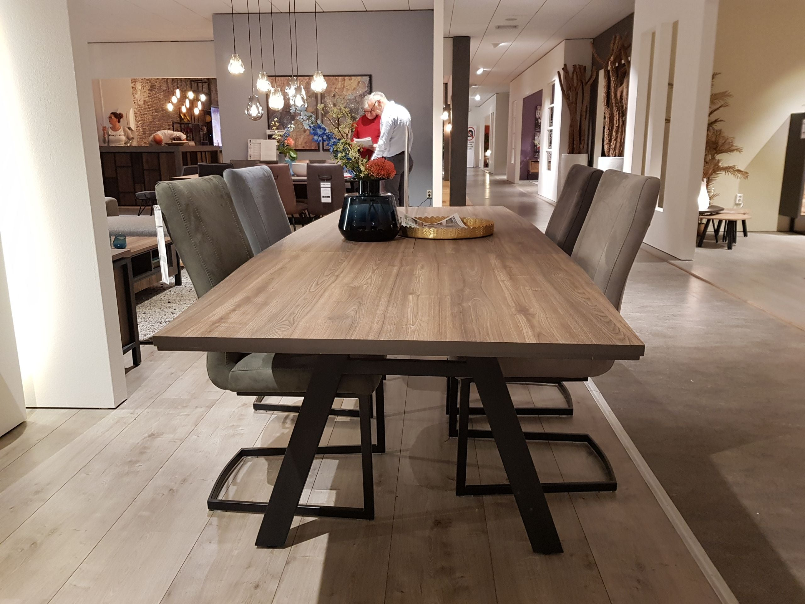 Habufa Madeira Dining Tables in Primo Laminato