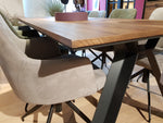 Habufa Janella Oak Dining Table
