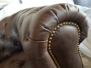Alexander and James Vivienne Midi Chesterfield Sofa
