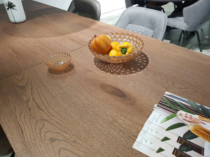Moreni Bespoke Fixed Top Rectangular Tables in Four Colours-fixed top table-Against The Grain Furniture-[Habufa Detroit]-[Furniture Village Detroit-[Starburst table]-Against The Grain Furniture
