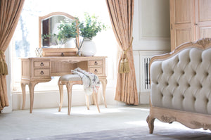 Limousin Dressing Table and Mirrors-Dressing table-Baker Limoges-Dressing Table-Against The Grain Furniture