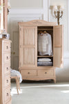 Limousin Wardrobes-Wardrobes-Baker Limoges-Against The Grain Furniture