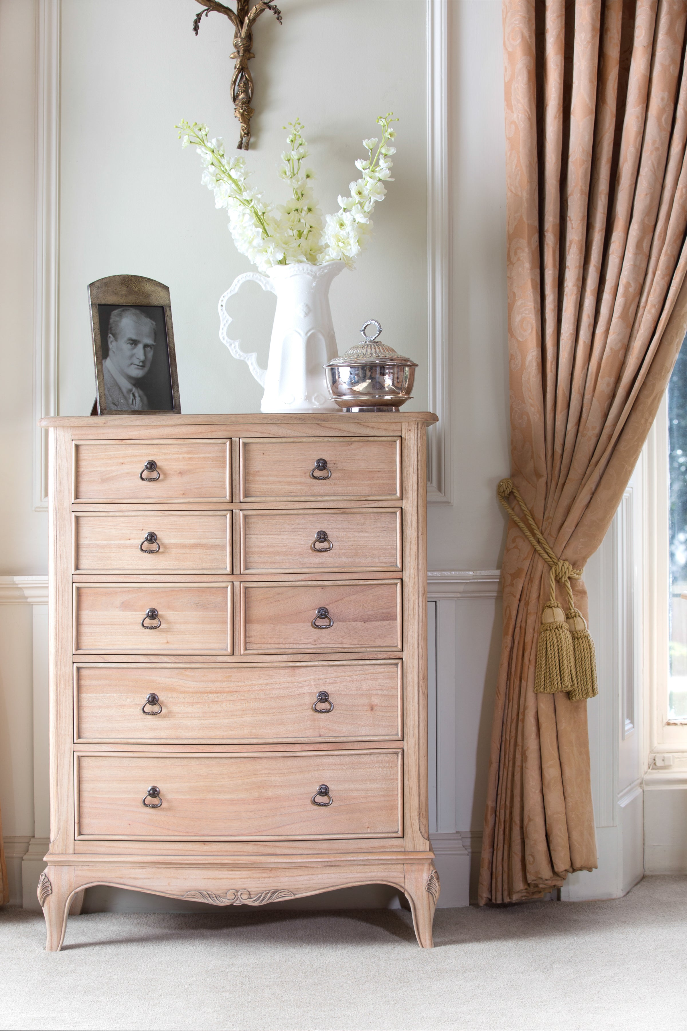 Limousin Chests of Drawers-Chests of drawers-Baker Limoges-Against The Grain Furniture