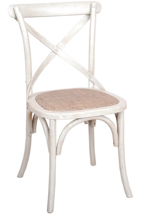 John Lewis Kielder Cafe Chairs Off-white