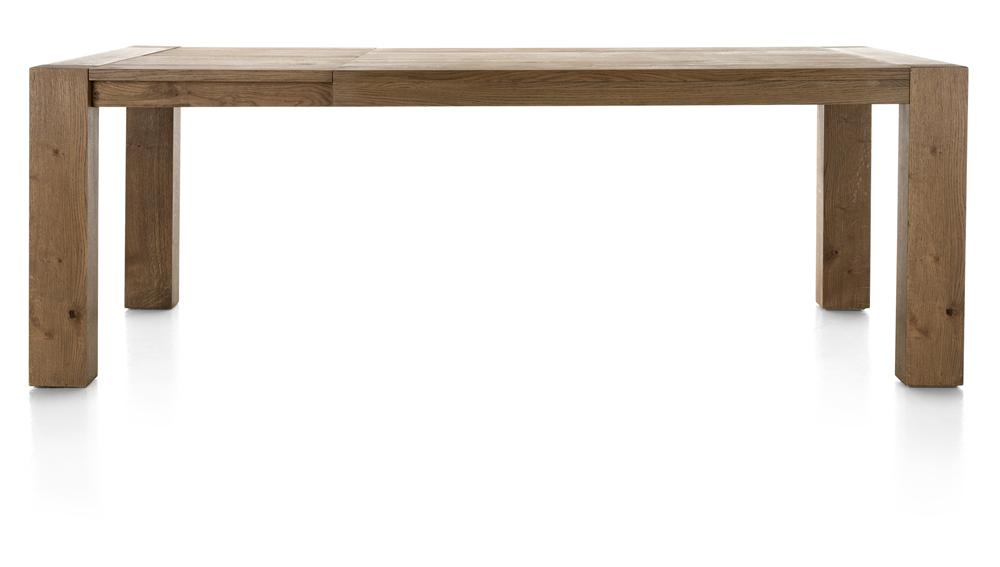 Habufa Santorini Extending Dining Table-Dining Table-Against The Grain Furniture-190cm-Against The Grain Furniture