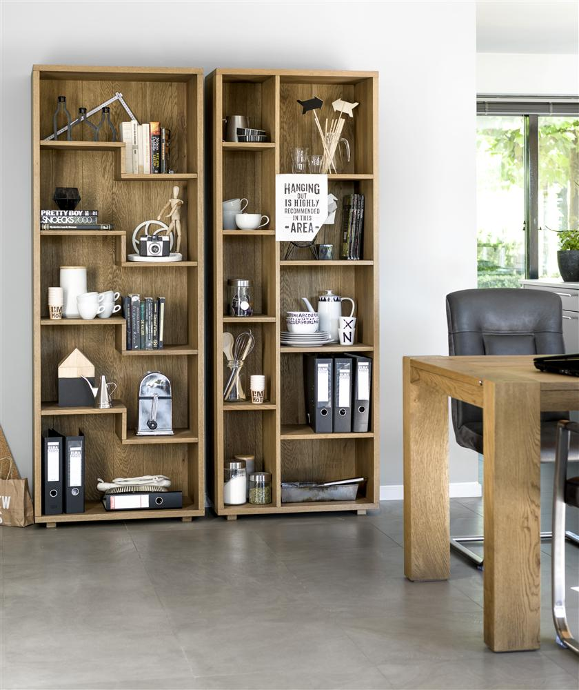 Habufa Santorini Bookcases-Bookcase-Against The Grain Furniture-Against The Grain Furniture