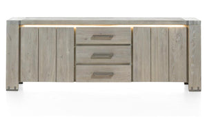 Habufa Avola/Mist Sideboards Less 40% at Checkout-Sideboard-Against the Grain Furniture-Against The Grain Furniture
