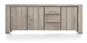 Habufa Avola/Mist Sideboards Less 40% at Checkout-Sideboard-Against the Grain Furniture-240cm-Against The Grain Furniture