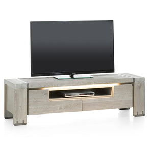 Habufa Avola/Mist Tv Unit Less 40% at Checkout-Tv and Media Unit-Against The Grain Furniture-Against The Grain Furniture