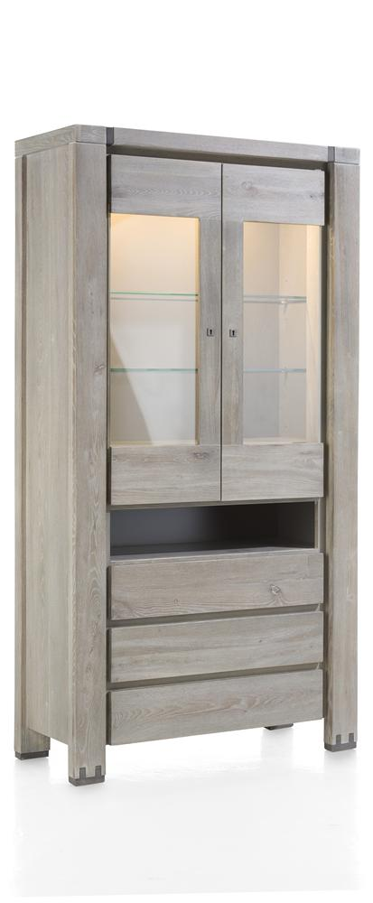 Habufa display cabinet