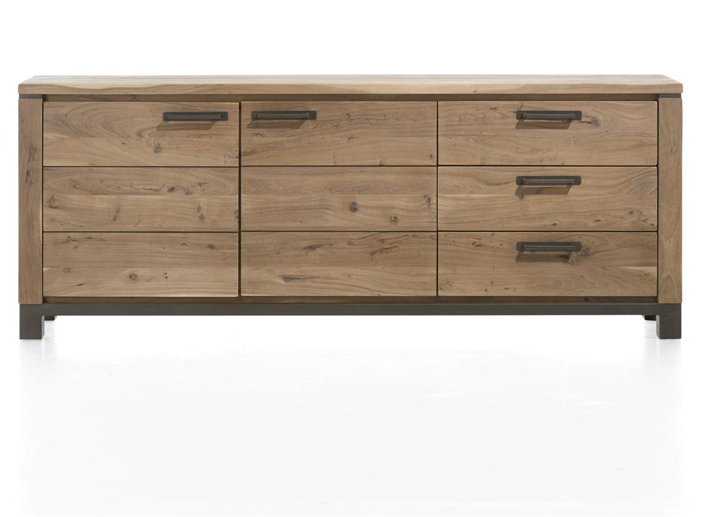 Habufa Falstar Sideboards-Sideboard-atg furniture ltd-220cm-Against The Grain Furniture