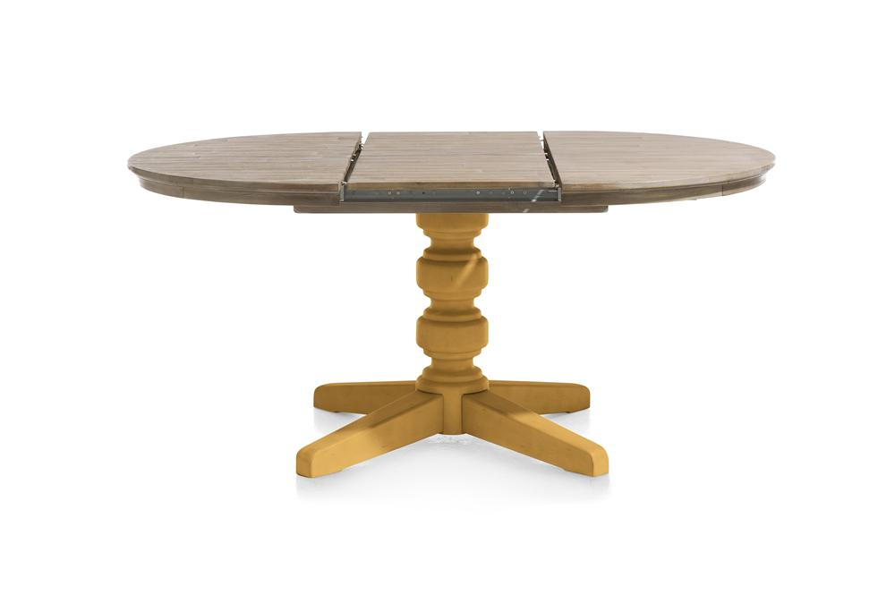 Habufa Le Port Round Extending Tables-round table-Against The Grain Furniture-Against The Grain Furniture